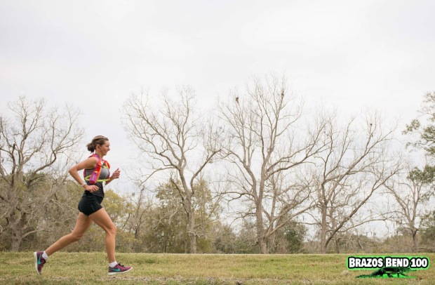 Attempting to outrun the piggies (Photo: Trail Racing Over Texas/Myke Hermsmeyer)